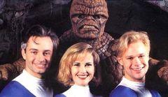 Fantastic Four (1994) Full Movie