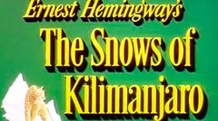 The Snows of Kilamanjaro (1952) - Gregory Peck - Full Movie