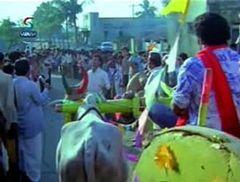 Balram - Balakrishna Vijayashanti Shobhana - Bollywood Action Full Length Movie