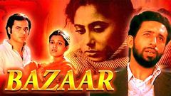 Bazaar 1982 Hindi Full Movie   Farooq Shaikh Smita Patil Naseeruddin Shah