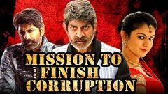 Mission To Finish Corruption