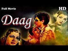 Daag (1952 Film) Hindi Full Movie Feat Dilip Kumar Nimmi Usha Kiran