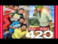 Mr & Mrs 420 | Latest Punjabi Film | New Punjabi Movie 2018