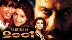 2001 : Do Hazaar Ek Full Movie | Hindi Movies 2017 Full Movie | Hindi Movies | Jackie Shroff Movies