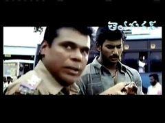 Salute Telugu Full Movie (2008) - Part 1 2 - Vishal Nayanatara