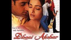 Dhaai Akshar Prem Ke Full Movie [HD] | Aishwarya Rai Abhishek Bacchan | Super Hit Romantic Movies