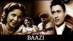 Baazi 1951 | Old Classic Movies | Classical Bollywood Movie | Full Hindi Film | Hit Movie