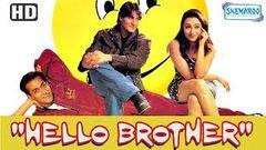 Hello Brother (HD) Hindi Full Movie - Salman Khan - Rani Mukerji - Arbaaz Khan - Comedy Movie