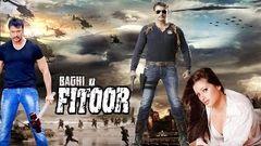 Baghi Ka Fitoor - Dubbed Hindi Movies 2016 Full Movie HD l Darshan Chitra Shenoy