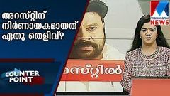 Is this conspiracy affect malayalam film industry | Counter Point | Manorama News