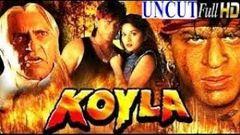 Koyla (1997)(HD) - Shahrukh Khan - Madhuri - Hindi Full Movie - (With Eng + Arabic Sub)