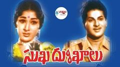 Sukha Dukhalu Full Length Telugu Movie HD | Telugu Old Movies | S V R Chandra Mohan Vanisree