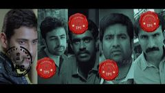 Encounter Shankar (Aagadu) Telugu action comedy Movie Hindi dubbed | Full Movie | Mahesh Babu