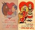 Vinegar Valentines The Victorian Tradition of Sending Anonymous Hate Mail
