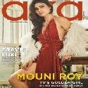 Mouni Roy  Aza Fashions Lifestyle Magazine