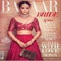 Kangana Ranaut for Harpers Bazaar Bride Sep 2017