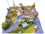 German Political Parties Create Miniature Utopias to Showoff Their Vision for Their Country