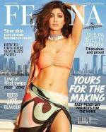 Shilpa Shetty  Femina June 2109