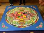 Sand Mandala: The Tibetan Art of Intricate Sand Paintings