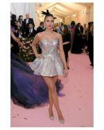 Nina Dobrevs Met Gala 2019 Dress Was 3DPrinted