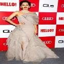 Manushi Chhillar at launch party of Audi Q5
