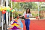 Madhurima Tulli Holi Celebration Hot Images