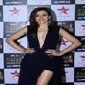 Taapsee at Star Screen Awards 2017