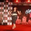 Urvashi Rautela  Hate story 4 music concert at R city mall