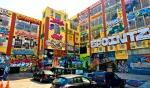 The 5Pointz Graffiti Building in Long Island