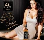 Sunny Leone AC Black Whisky Hot Photoshoot Images