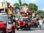 Yipao: Colombia's Bizarre Jeep Parade