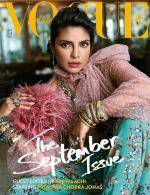 Priyanka Chopra Jonas  Vogue India September 2019