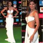 Beautiful Shilpa Shetty at the Green Carpet IIFA 2016