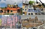Friedensreich Hundertwasser Strange Architecture