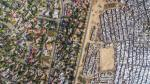 Drone Photos Capture The RichPoor Divide in Cape Town