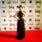 Shruthi Hassan at 59th Filmfare Awards 2014 Images