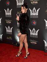 Vanessa Hudgens at Michael Jackson Diamond Birthday Party
