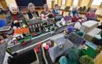 Cloughmills Crochet Village