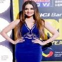 Sana Khan Red Carpet Of 4th NRI Of The Year Awards