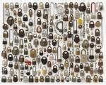 Photos of Neatly Arranged Objects by Jim Golden