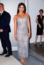 Priyanka Chopra  Leaving Tiffany amp Co Blue Book Gala in NY