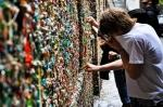 Bubble Gum Walls: America Stickiest Attractions