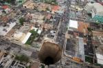 Disastrous Sinkholes From Around the World