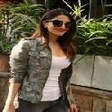 Vaani Kapoor Spotted At Kitchen Garden