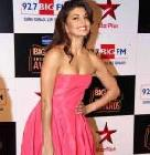 Jacqueline Fernandez at Dishoom Cast Interview