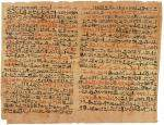 Edwin Smith Papyrus The 3600YearOld Textbook of Surgery