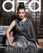 Shruti Haasan  Aza magazine SpringSummer 2019