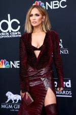 Jennifer Lopez  2018 Billboard Music Awards in Las Vegas