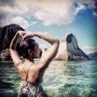 Sonakshi Sinha on beach holiday at Seychelles