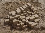 Modernist Sand Castles by Calvin Seibert